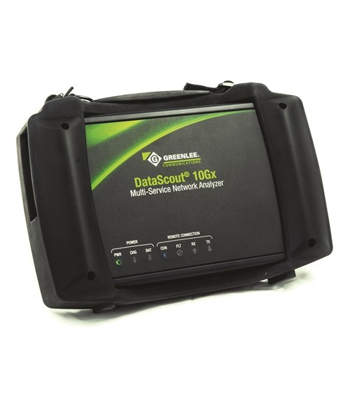 GT-DS10GX-HW-B2 Greenlee DataScout 10GX - базовая платформа с портом DATACOM