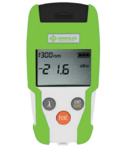 GOPM MICRO-02 Измеритель оптической мощности повышенного уровня с визуализатором повреждений Greenlee