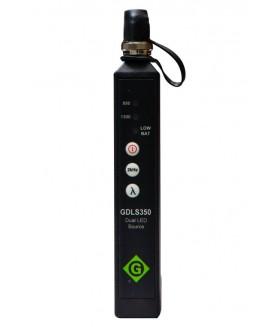 GT-GDLS350FB Greenlee DLS350FB - источник оптического излучения 850/1300нм с SC адаптером