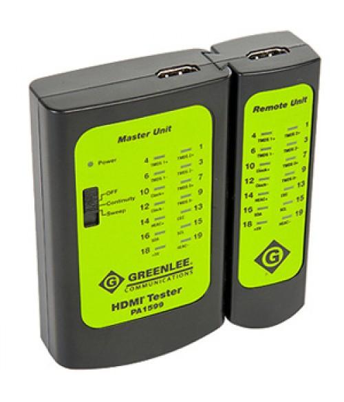 GT-PA1599 Greenlee PA1599 - HDMI тестер