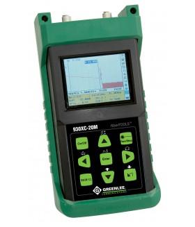 GT-930XC-20M-UPC-ST Greenlee 930XC-20M - оптический рефлектометр (850/1300нм)