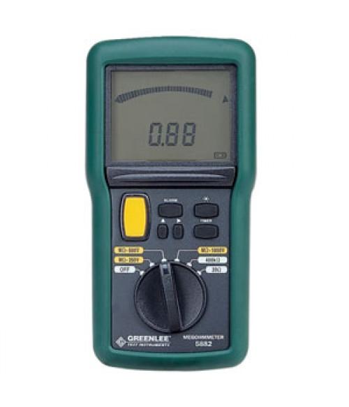 GT-5882 Greenlee 5882 - мегомметр ц/а (250,500,1000В)