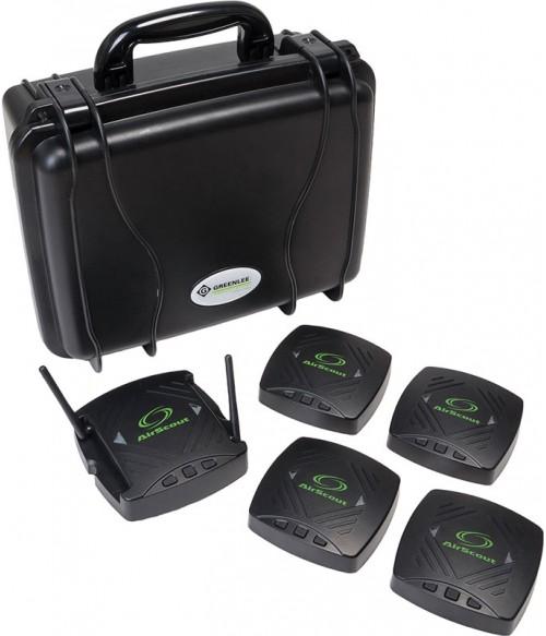 GT-ASK304 Greenlee ASK304 - анализатор WiFi сети с 4-мя удаленными клиентами