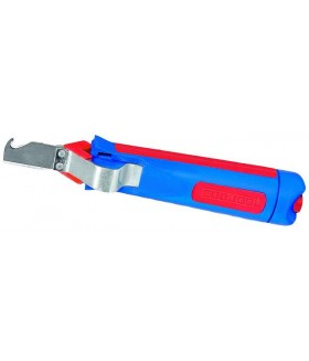 50054328 WEICON 4-28H Кабельный нож с лезвием-крюком wcn50054328