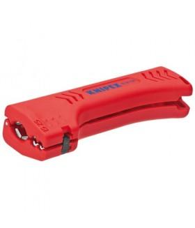 KN-1690130SB Универсальный инструмент для снятия оболочки с кабеля Knipex