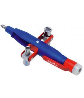 KN-001117 Штифтовый ключ для распространенных электрошкафов Knipex