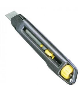 ST-0-10-018 Нож INTERLOCK, лезвие 18мм с отл. сегментами, (в/уп) STANLEY