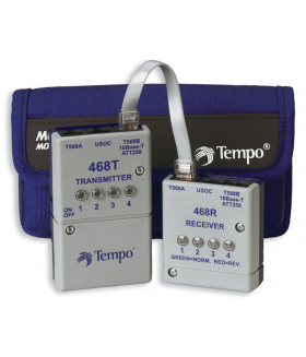 3-50-0431 Кабельный тестер 468 TEMPO