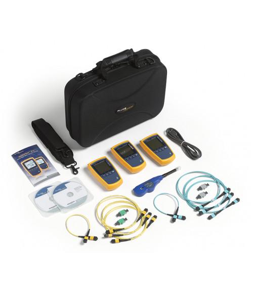 FL-MFTK-MM850-SM1310 MultiFiber Pro Kit - набор для тестирования ВОЛС с разъемами MPO (PM и LS 850 и 1310 нм) Fluke Networks