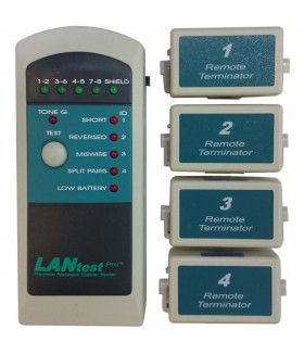 HB-256652A-IDT Кабельный тестер LANTest Pro IDT Hobbes