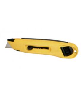 ST-0-10-088 Нож UTILITY, выдвижное лезвие, (в/уп) STANLEY