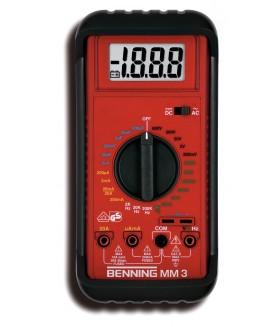 044029 Цифровой мультиметр BENNING MM 3