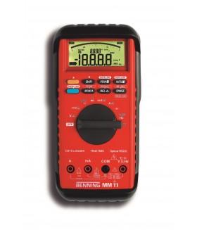 044080 Цифровой мультиметр прецизионный MM 11 BENNING