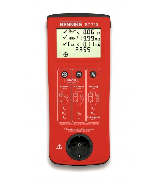 050308 Тестер для электрического оборудования ST 710 BENNING