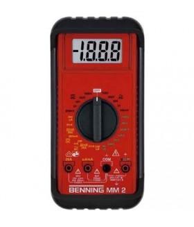 044028  Цифровой мультиметр MM 2 BENNING