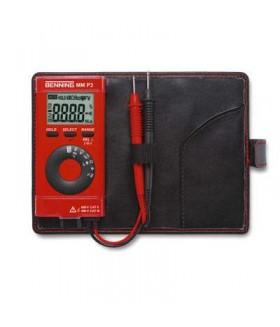 044084 Цифровой мультиметр MM P3 миниатюрный формат BENNING