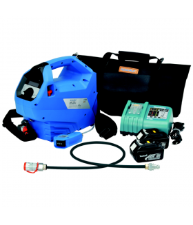 Насосная электрогидравлическая аккумуляторная  станция AHP700L 700 бар Klauke