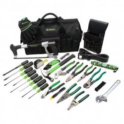 Наборы инструментов Greenlee