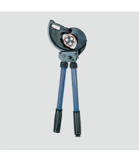 256260 KTG 62 Ножницы секторные для резки кабеля Al-Cu до 62 мм VETTER