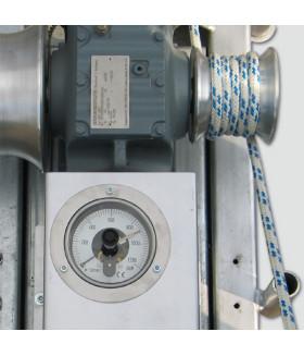 233320 ZKD 10/12 Регулируемый динамометр к лебедке SPW 10B VETTER