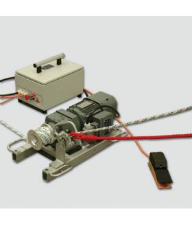 279565 PSW 10-13S Лебедка электрическая кабестановая 1,50 kW, сила тяжения до 10,0 kN, 7 м/мin. 4,0 kN/13 м/мin. 230V VETTER