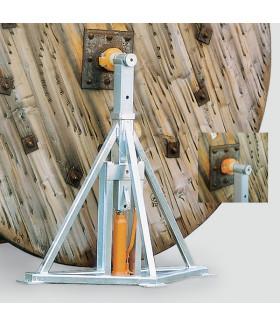 312500 THD 20/37 Домкрат кабельный D 2500-3700 мм VETTER