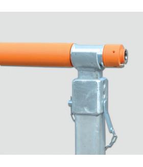 031481836 KSDK 12714 Ось для кабельного барабана D 127/2800, до 28т., VETTER