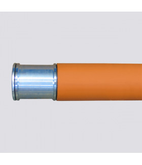 031481428 KSDL 11417 Ось для кабельного барабана D 114 мм, L 2500 мм, до 24,0т. VETTER
