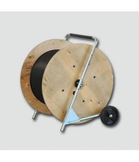 320290 KTA 8 Устройства для перемещения и размотки барабанов VETTER
