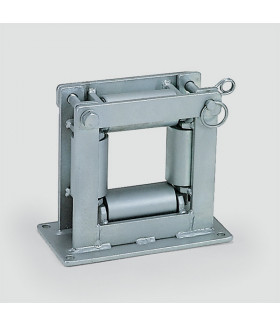 202200 ES 4-100 Направляющий ролик, устойчивый, 4 стальных валика, для кабеля D до 100 мм VETTER