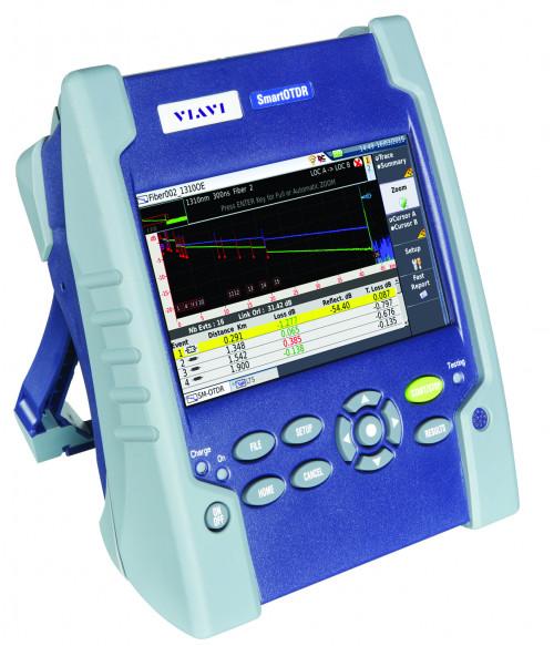 JD-E136FB-APC Оптический рефлектометр SmartOTDR 100B 1310/1550нм с фильтром