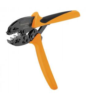 9006450000 Инструмент PZ50 для обжима изолированных и неизолированных наконечников сечением 25,35,50 кв. мм . Weidmueller
