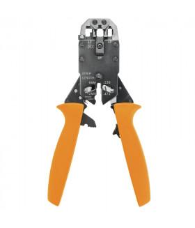 9008120000 Инструмент TT 864 RS для обжима 4,6 и 8-позиционых вилок Weidmueller