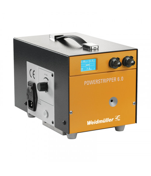 9028510000 Автомат для снятия изоляции POWERSTRIPPER 6.0 Weidmueller