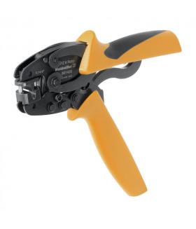 9014350000 Инструмент PZ 6 roto для обжима изолированных и неизолированных наконечников 0,14-6 мм кв Weidmueller