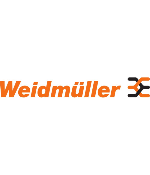 1933790000 Концевая пластина ZAP/TW ZDU/ZPE 2.5N Weidmueller