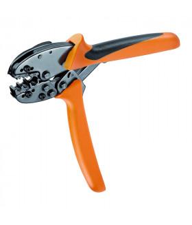 9202850000 Инструмент PZ 6/5 для обжима изолированных и неизолированных наконечников 0,25-6 мм кв. Weidmueller