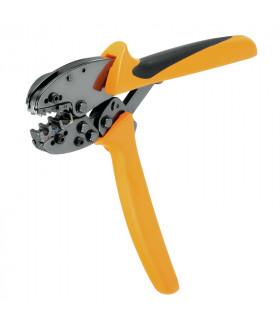 9006120000 Инструмент CTI 6 для обжима ножевых и кольцевых наконечников и штекеров сечением 0,5-6 кв. мм Weidmueller
