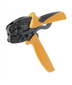 567300000 Инструмент PZ3 для обжима трубчатых наконечников сечением 0,5-6 кв. мм . Weidmueller