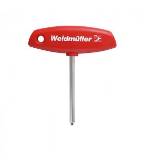 235000000 Изолированная отвертка IS 8 DIN 6911 Weidmueller